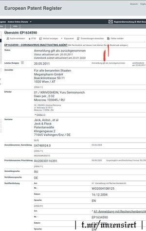 us7220852b1 patent